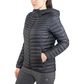 Mammut Convey IN Kapuzenjacke Damen black-phantom